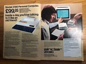 zx80 advert