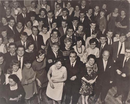 Chron Social- Pump Room  c 1964