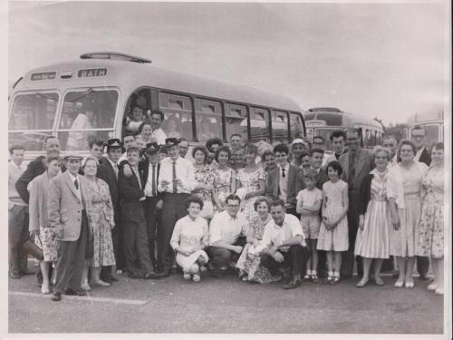 chron outing c 1963