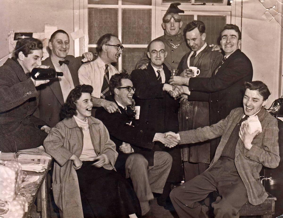 Chron Xmas 1957